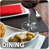 NE restaurant dining