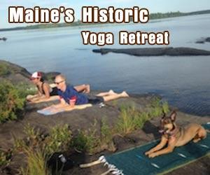 Maine Yoga Retreats