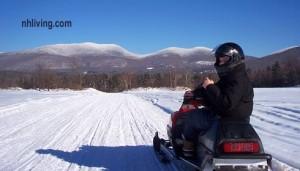 NH SNowmobile Trails
