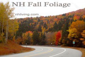 NH Fall Foliage, White Mountain Fall Foliage Vacations