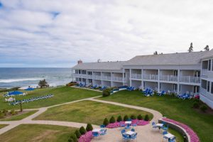 Maine Oceanfront Accommodations at Beachmere Inn