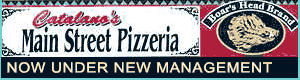 Catalano's Pizzeria at Living Water Campground Twin Mountain NH