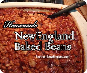 Olde Fashioned New England Baked Beans Recipe