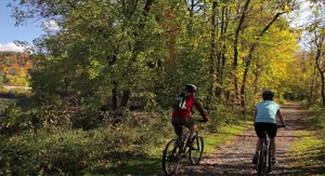 NE Vacation Activities like Mountain Biking