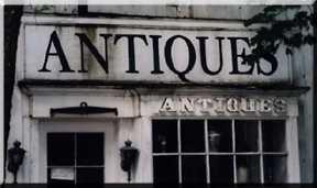 NE antique stores