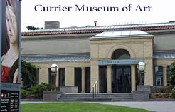 Currier Museum of Art Manchester NH