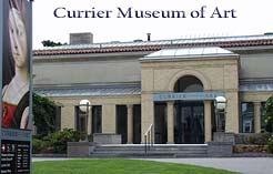 Currier Museum of Art Manchester NH