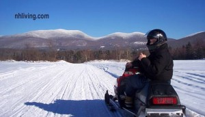 NH SNowmobile Trails
