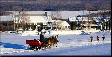 Vermont Vacations, Vermont Lodging, Vermont Living