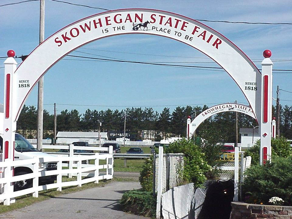 Maine State Fair - Skowhegan Maine