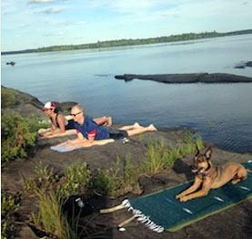 Yoga Retreat Vacations