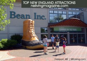 New England Attractions