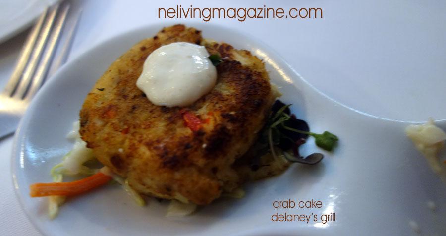 Delaney Grill - Crab Cakes menu item