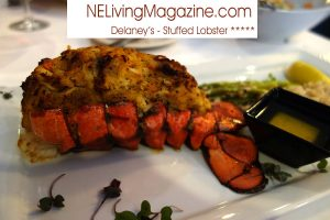 Pioneer Valley Restaurant Stuffed Lobster Delaney's Grill