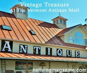 Find Collectibles Vintage Shopping at Vermont Antique Mall