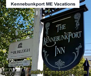 Kennebunkport Maine Vacations