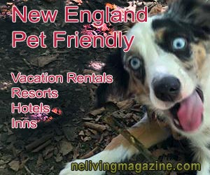 new England Pet Friendly Lodging Inns Resorts Vacation Rentals hotels Cabins Cottage Rentals