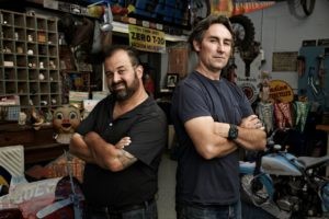 American Pickers History Channel