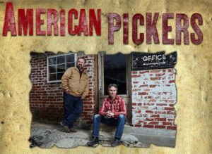 American Pickers Visit New England