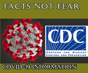 Covid 19 facts from the CDC