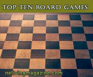 Top Ten Board Games for Teens Adults Indoor Fun
