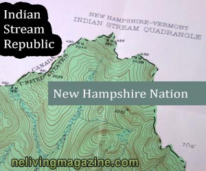 NH History North Country Indian Stream Republic