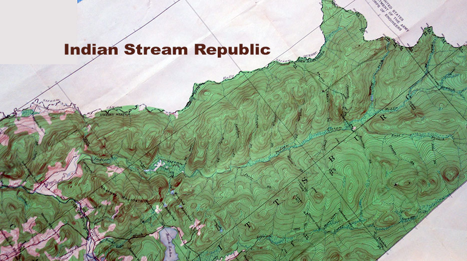 Indian Stream Republic Northern New Hampshire
