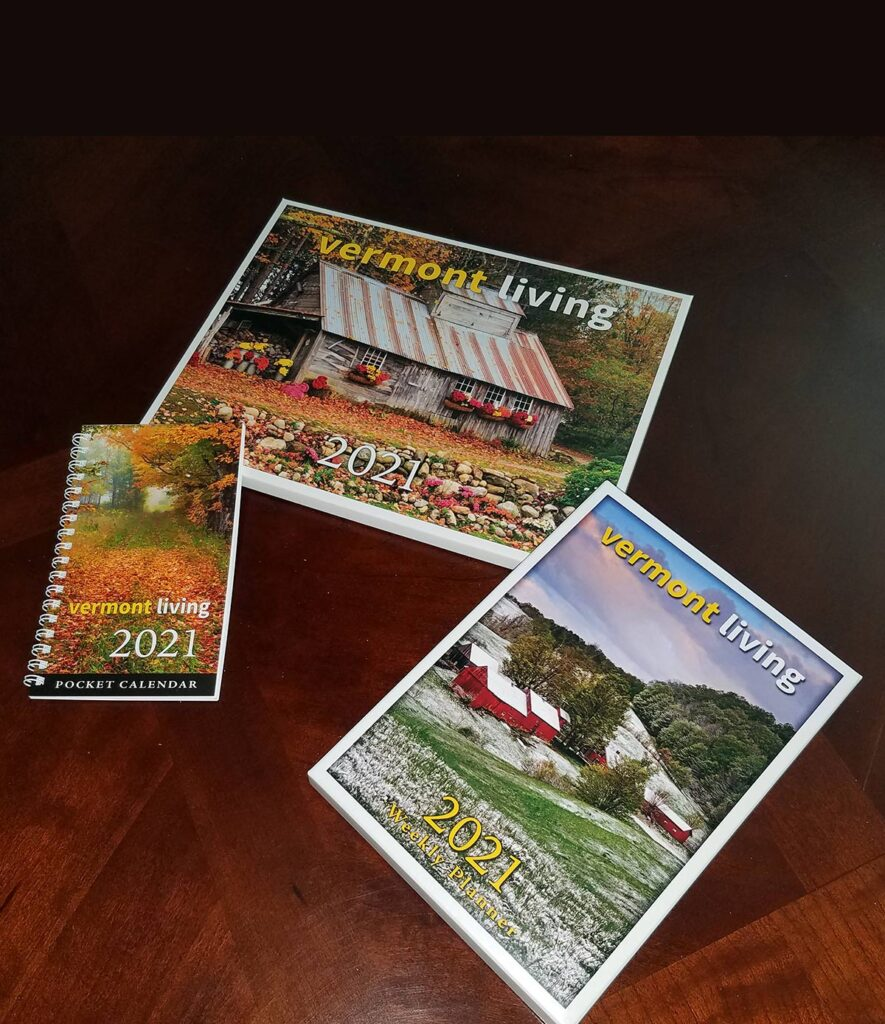 VT Living Calendar Products