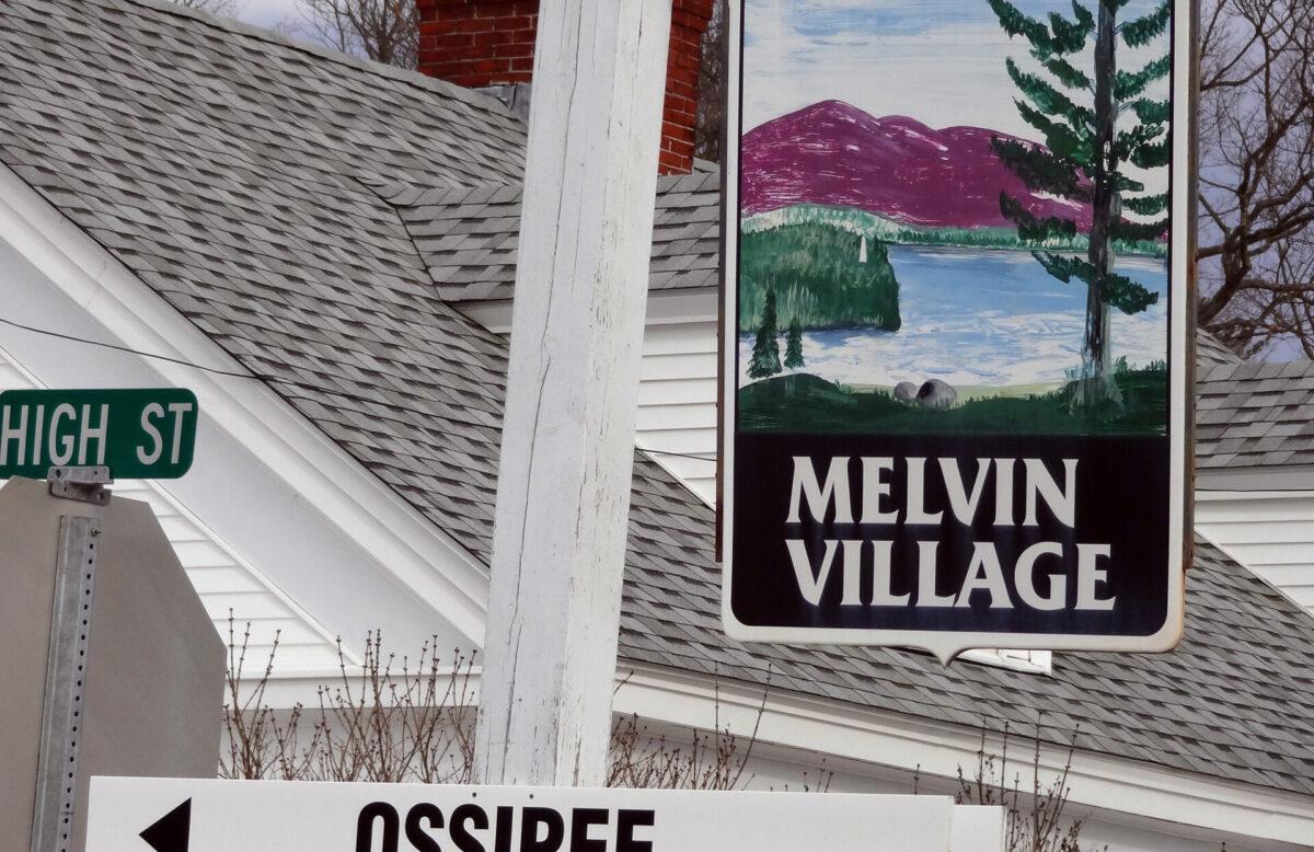 Melvin Village a New Hampshire Vacation Destination