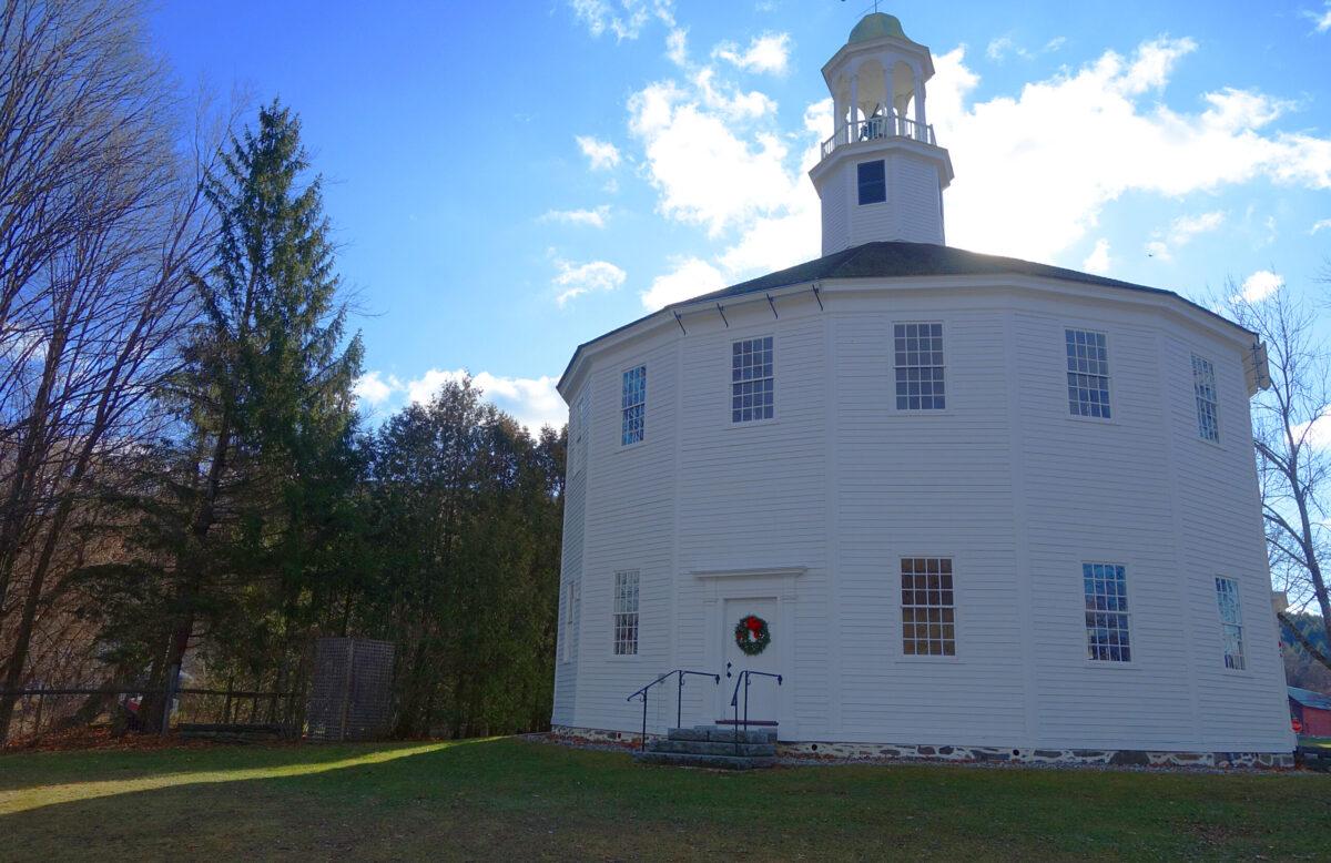 Richmond Vermont Round House
