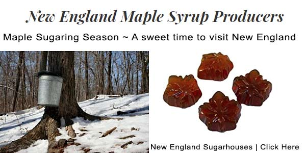 New England Maple Producers Maple Sugarhouses in New England