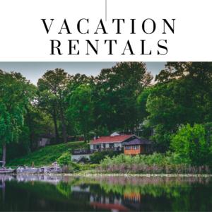 New England Vacation Homes Rentals