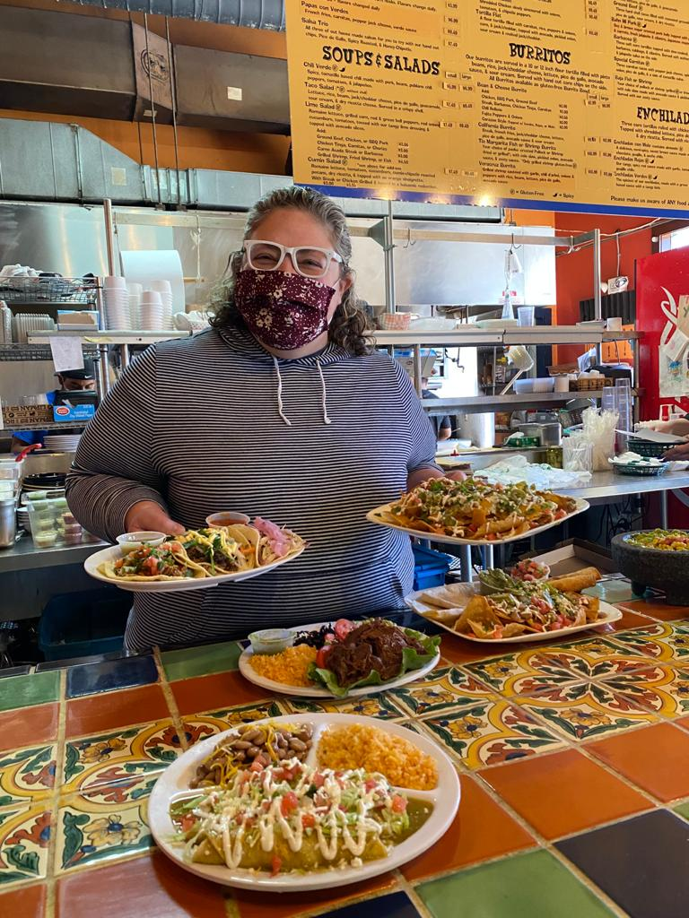 Loco Coco's Tacos in Kittery Maine - Jamie