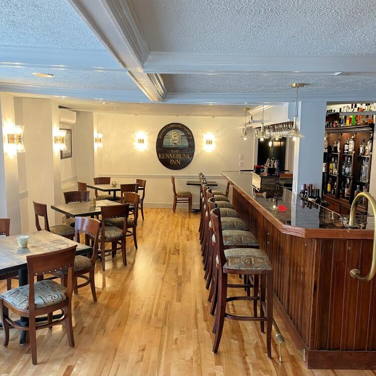 Kennebunk Inn Bar Room
