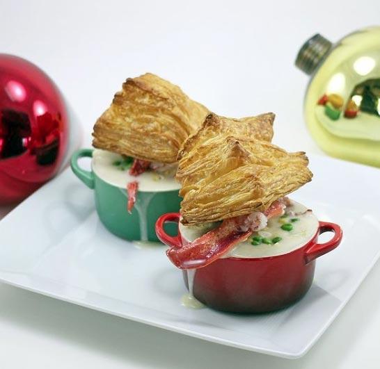 Mini Lobster Pot Pie Kennebunk Inn
