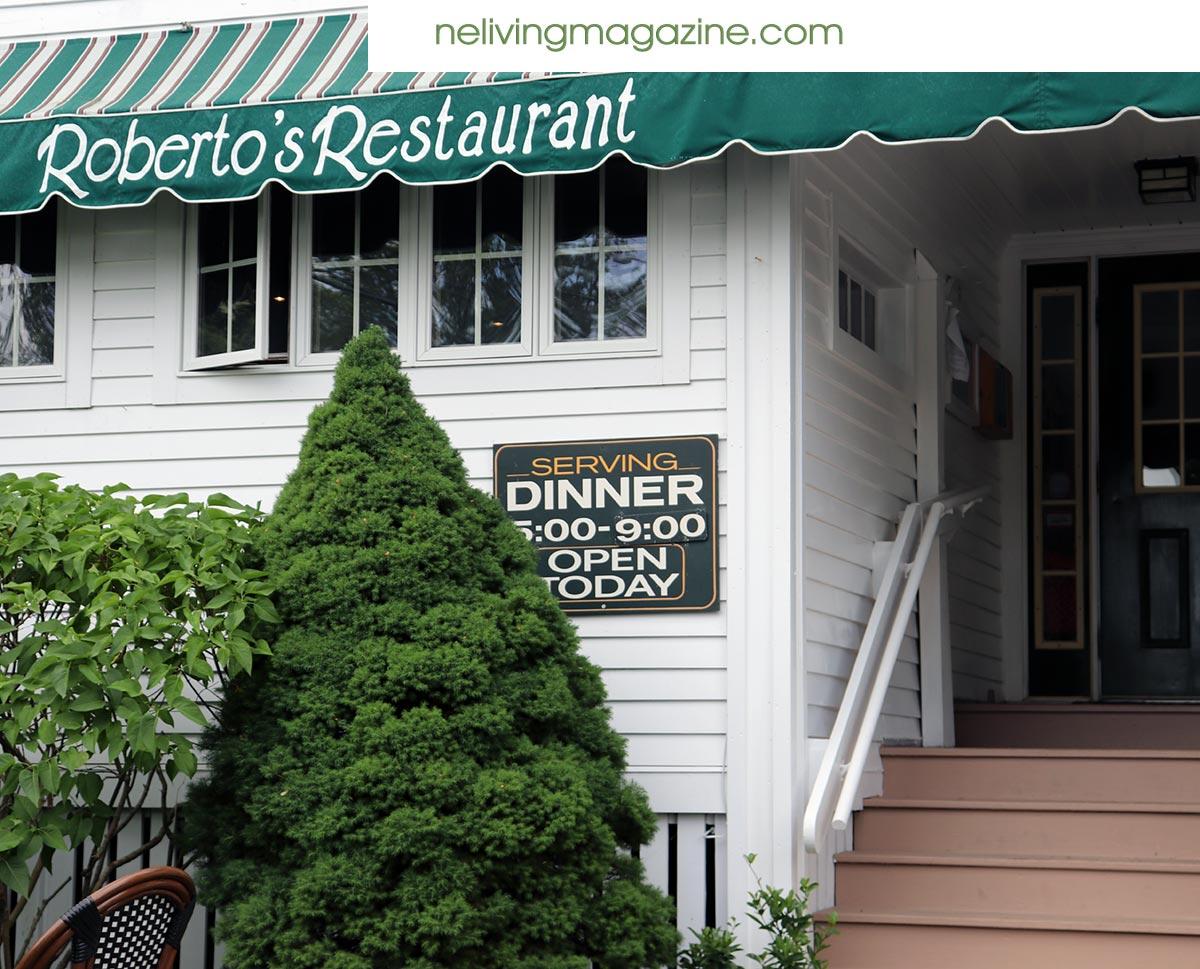 Roberts Ogunquit Maine Restaurant