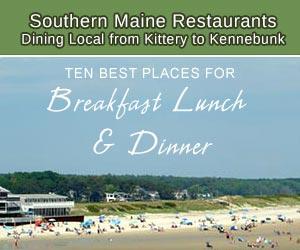 South Maine Coast Restaurant Dining Reviews Maine Living Magazine