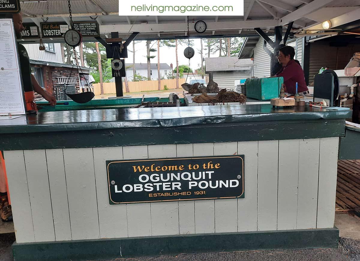 Ogunquit Lobster Pound