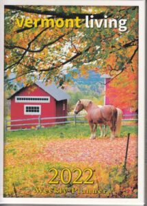 Order the Vermont Living Weekly Planners
